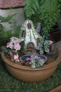 Gourd Fairy Garden (Grow Gourds!)