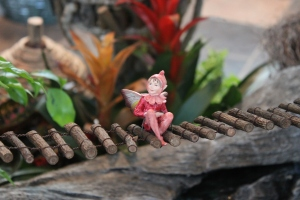 Fairy on a Bridge