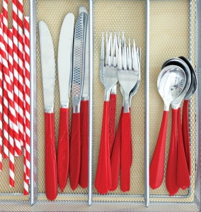 Dipped Flatware